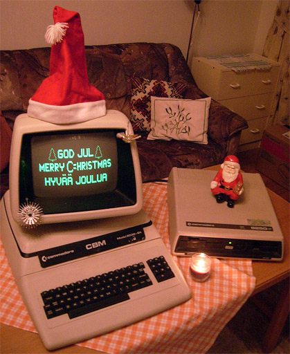 Anybody for some Vintage Computer holiday wishes?